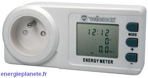 energie metre consomètre