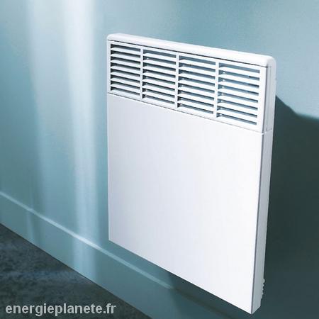 le chauffage dans le b timent le radiateur ou convecteur lectrique. Black Bedroom Furniture Sets. Home Design Ideas